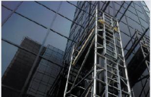 Alloy Scaffold Platforms