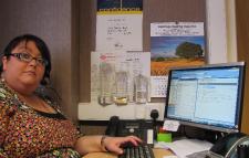 Customer Services – Gina Lawrenson