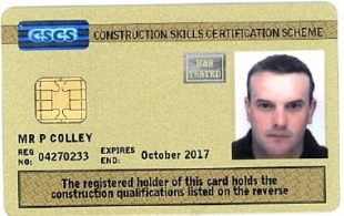 CSCS – Skilled Workforce