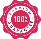 100% Premium Guarantee