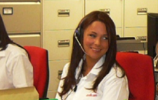 Customer Services – Amy Williams