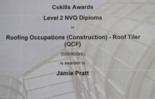 NVQ – Qualifications