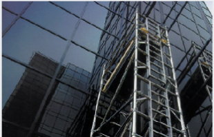 Alloy Scaffold Platforms