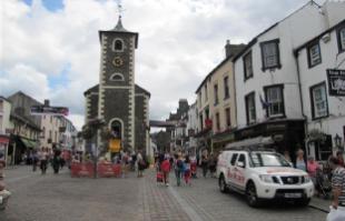 Public House Kesick Cumbria