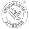 We are now Safecontractor approved!